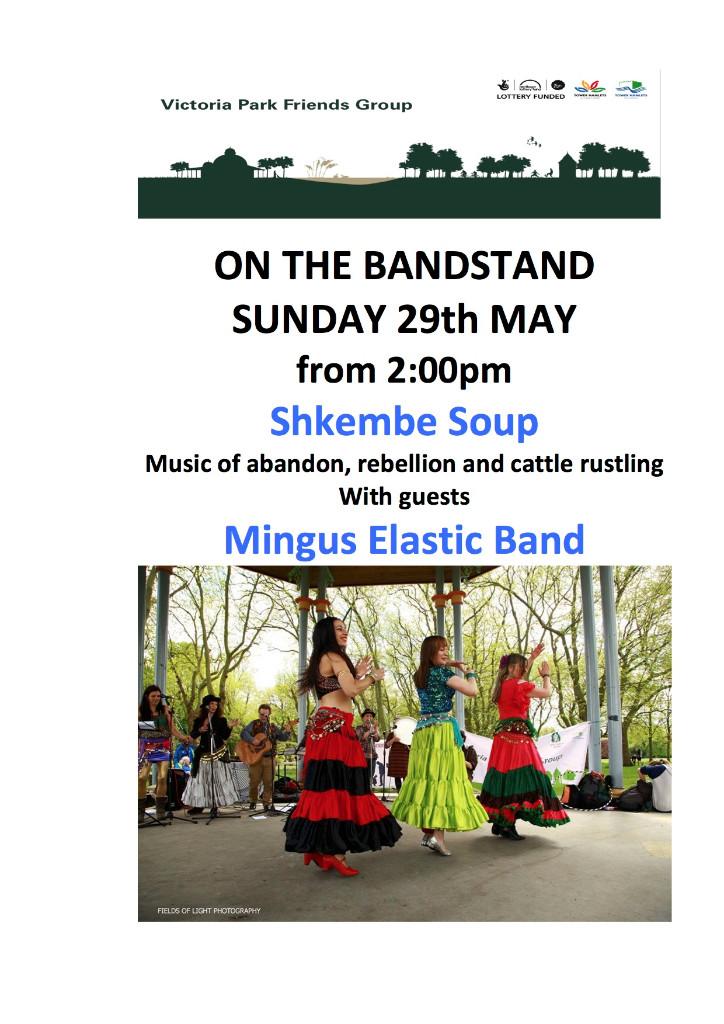 Bandstand 29May16